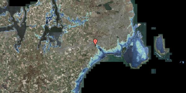 Stomflod og havvand på Valbyvej 47B, st. 29, 2630 Taastrup
