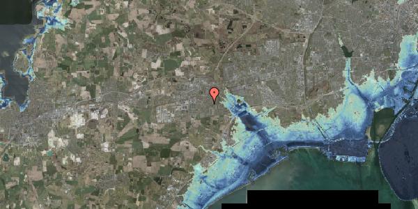 Stomflod og havvand på Valbyvej 47C, st. 38, 2630 Taastrup