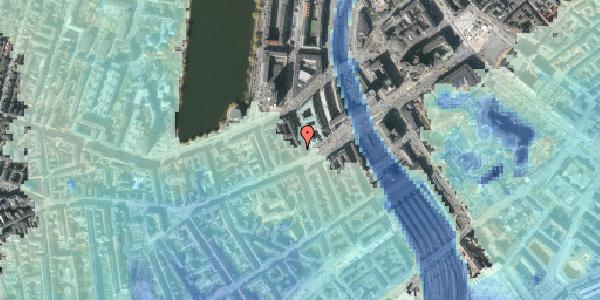 Stomflod og havvand på Trommesalen 3, 1. th, 1614 København V