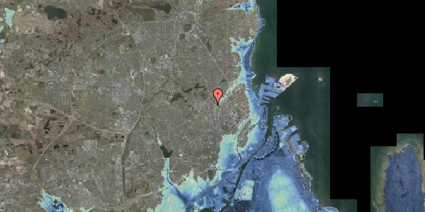 Stomflod og havvand på Bisiddervej 22, 4. tv, 2400 København NV