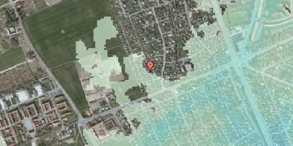 Stomflod og havvand på Hf. Dahlia 15, 2650 Hvidovre