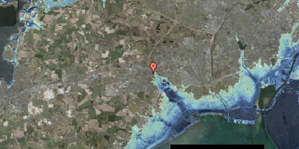 Stomflod og havvand på Parkvej 135A, 2630 Taastrup
