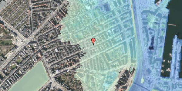 Stomflod og havvand på Willemoesgade 55, 1. , 2100 København Ø