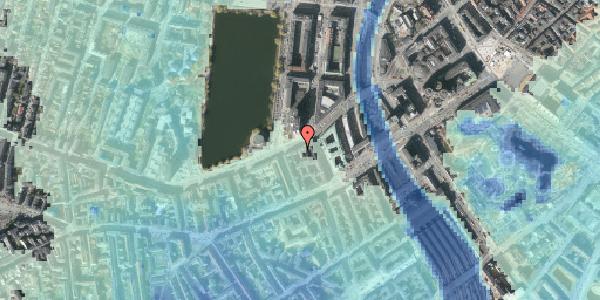 Stomflod og havvand på Gammel Kongevej 3B, 5. , 1610 København V