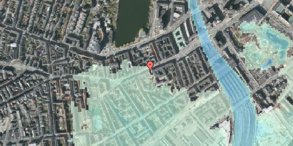 Stomflod og havvand på Vesterbrogade 33, 3. , 1620 København V