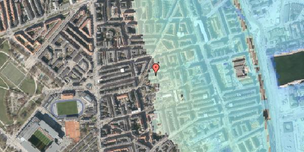 Stomflod og havvand på Viborggade 44, 3. th, 2100 København Ø
