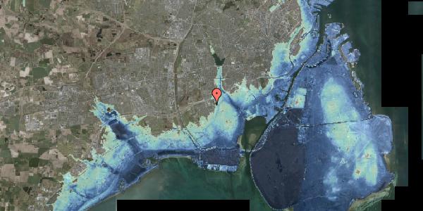 Stomflod og havvand på Hf. Svarø 118, 2650 Hvidovre