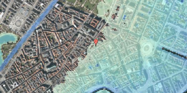 Stomflod og havvand på Kronprinsensgade 5A, 1. tv, 1114 København K