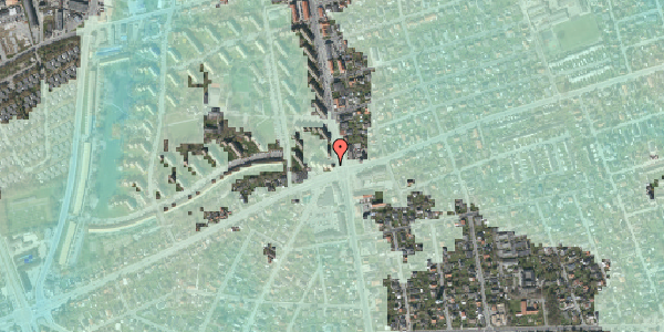 Stomflod og havvand på Hvidovrevej 336A, 1. th, 2650 Hvidovre