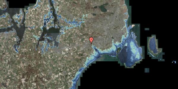 Stomflod og havvand på Birkedalsvej 2, 2630 Taastrup
