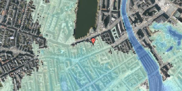 Stomflod og havvand på Gammel Kongevej 15C, 5. , 1610 København V
