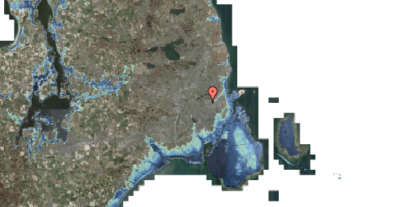 Stomflod og havvand på Gråspurvevej 3, 4. 3, 2400 København NV