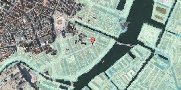 Stomflod og havvand på Holbergsgade 17C, st. , 1057 København K