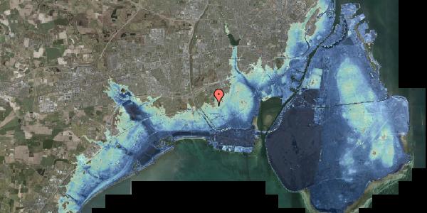 Stomflod og havvand på Alarmpladsen 4, 2. , 2650 Hvidovre
