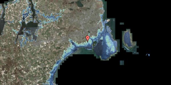 Stomflod og havvand på Alarmpladsen 5, 1. th, 2650 Hvidovre