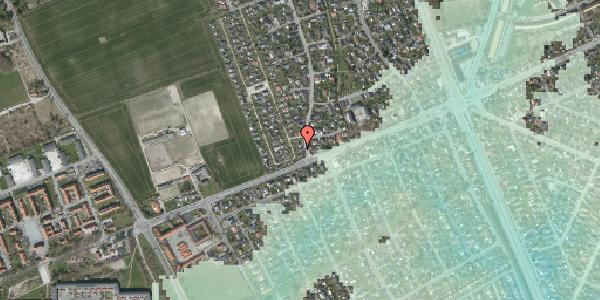 Stomflod og havvand på Hf. Dahlia 2, 2650 Hvidovre