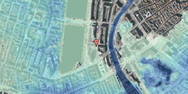 Stomflod og havvand på Nyropsgade 42, 5. , 1602 København V