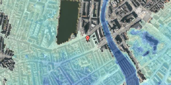 Stomflod og havvand på Gammel Kongevej 3E, 2. , 1610 København V