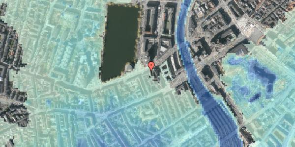 Stomflod og havvand på Gammel Kongevej 5B, st. , 1610 København V