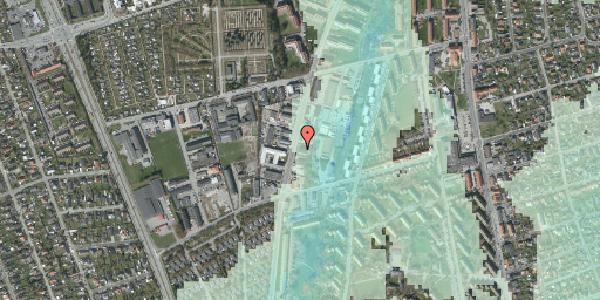 Stomflod og havvand på Arnold Nielsens Boulevard 73, 1. , 2650 Hvidovre