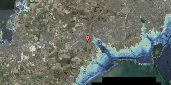 Stomflod og havvand på Åvænget 1A, 2630 Taastrup