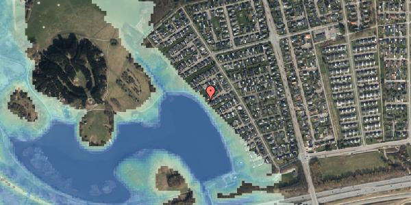 Stomflod og havvand på Rendsagervej 9D, 2625 Vallensbæk