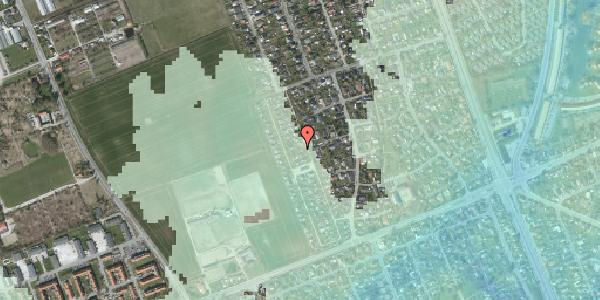 Stomflod og havvand på Hf. Dahlia 33, 2650 Hvidovre