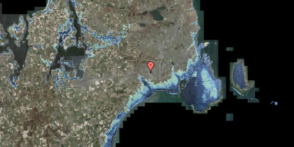 Stomflod og havvand på Stenkløvervænget 21, 2625 Vallensbæk