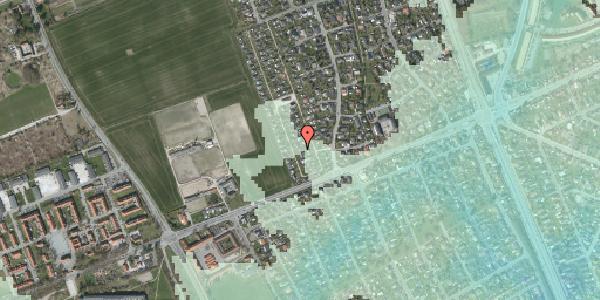 Stomflod og havvand på Hf. Dahlia 99, 2650 Hvidovre