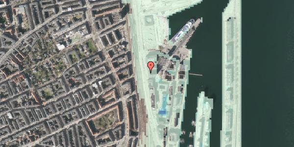 Stomflod og havvand på Kalkbrænderihavnsgade 4B, 2. tv, 2100 København Ø