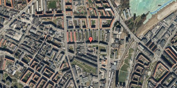 Stomflod og havvand på Bygmestervej 21B, 3. th, 2400 København NV