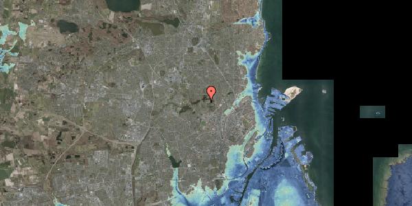 Stomflod og havvand på Mosesvinget 97, 2400 København NV