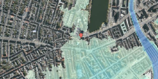 Stomflod og havvand på Gammel Kongevej 33, 3. , 1610 København V
