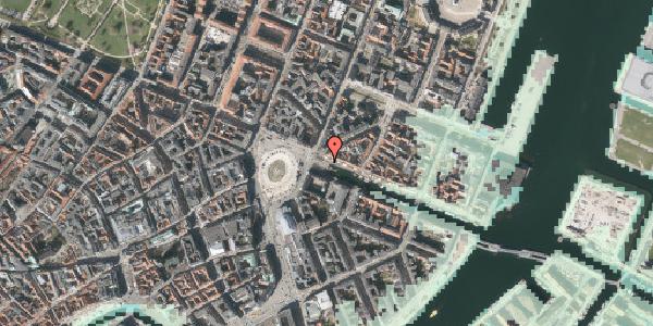 Stomflod og havvand på Nyhavn 1F, 1051 København K