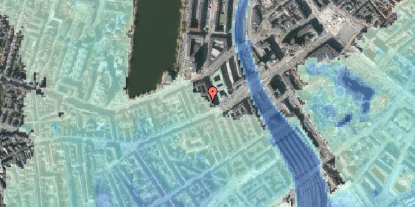 Stomflod og havvand på Trommesalen 3B, 4. , 1614 København V