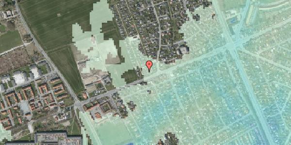 Stomflod og havvand på Hf. Dahlia 107, 2650 Hvidovre
