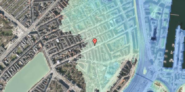 Stomflod og havvand på Lipkesgade 16B, 2100 København Ø