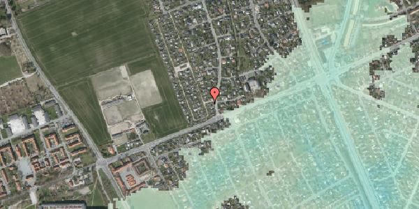 Stomflod og havvand på Hf. Dahlia 6, 2650 Hvidovre