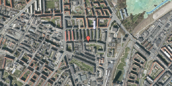 Stomflod og havvand på Bisiddervej 20, 2. tv, 2400 København NV