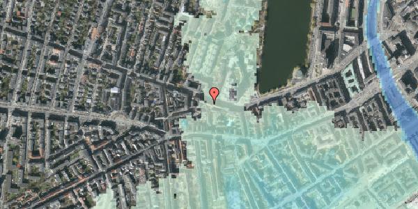 Stomflod og havvand på Gammel Kongevej 35G, 1610 København V