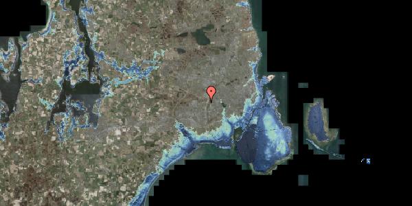 Stomflod og havvand på Bovneager 69, 2600 Glostrup