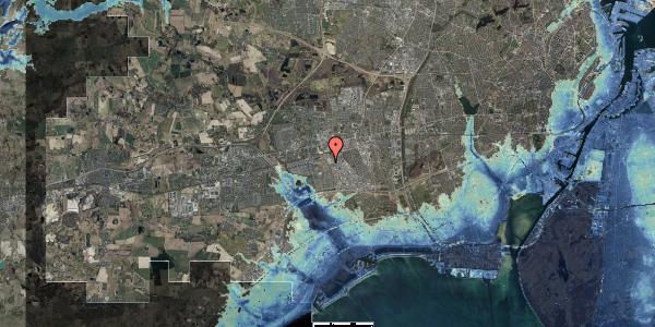 Stomflod og havvand på Firkløverparken 4, 2. th, 2625 Vallensbæk
