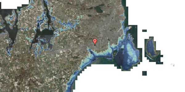 Stomflod og havvand på Firkløverparken 62, 2. 22, 2625 Vallensbæk