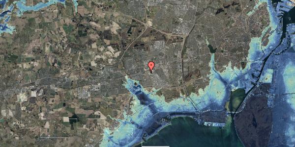 Stomflod og havvand på Firkløverparken 72, 4. 44, 2625 Vallensbæk