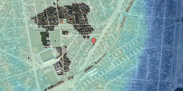 Stomflod og havvand på Gammel Køge Landevej 306D, 2650 Hvidovre