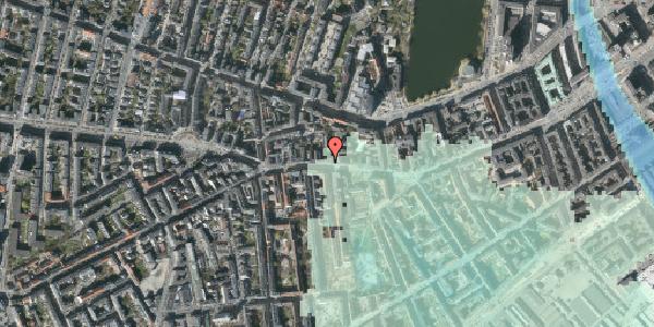 Stomflod og havvand på Vesterbrogade 66C, 3. , 1620 København V