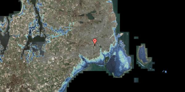 Stomflod og havvand på Bovneager 129, 2600 Glostrup