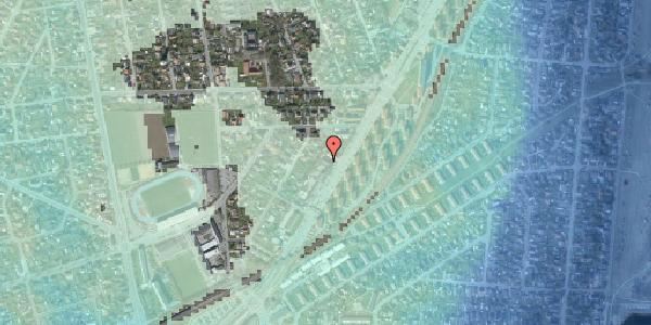 Stomflod og havvand på Gammel Køge Landevej 306E, 2650 Hvidovre