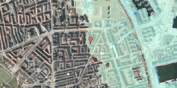 Stomflod og havvand på Vordingborggade 31, 1. , 2100 København Ø