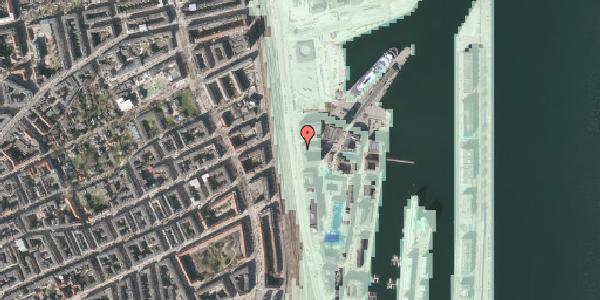 Stomflod og havvand på Kalkbrænderihavnsgade 4D, 3. th, 2100 København Ø